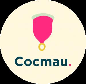 Cocmau Logo - The cutest menstrual cup on Earth